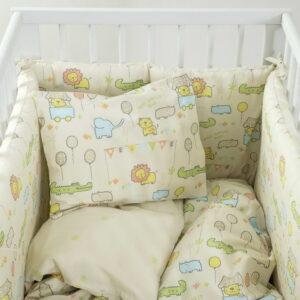 Πάπλωμα bebe petit zoe 100x140