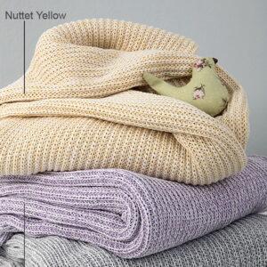 Κουβέρτα λίκνου nuttet