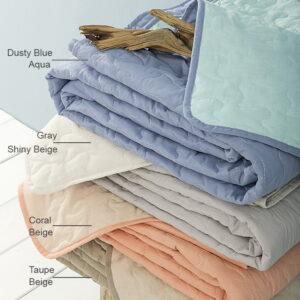 κουβερλί 160Χ240 colors cotton