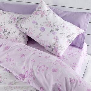 σεντόνι γιγας 270Χ280 floret 100% cotton