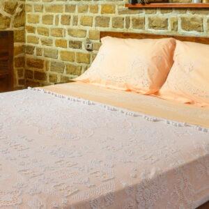 Κουβέρτα υπέρδιπλη cotton merserize